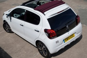 Car Review: Peugeot 108 82bhp 1.2litre