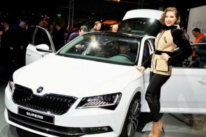 Car Review: Skoda Superb 2015