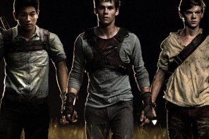Win: The Maze Runner on Blu-Ray™