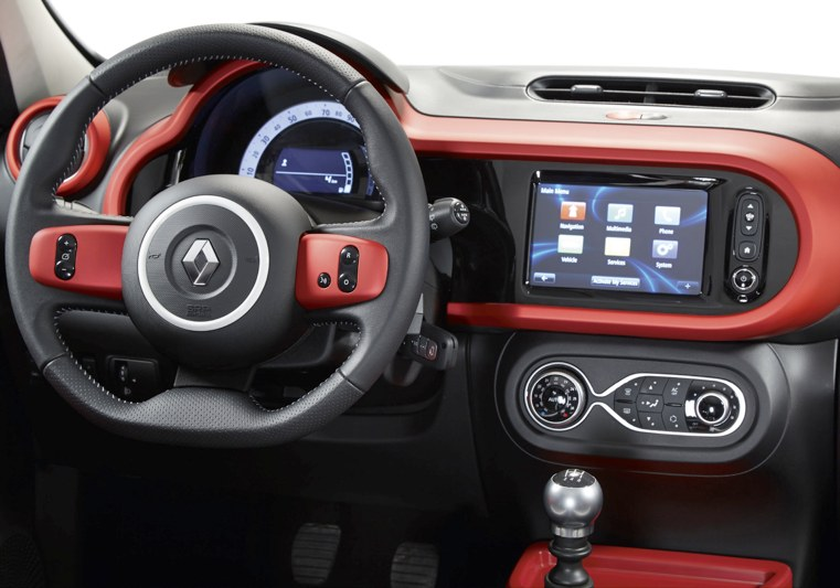 2015 Renault Twingo Review