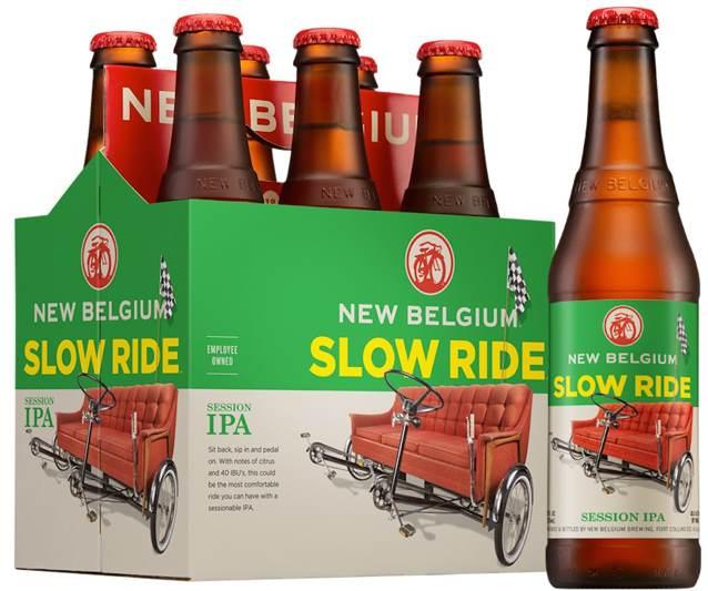 slowride IPA beer