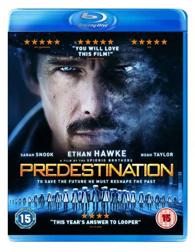 Predestination DVD Compettiion