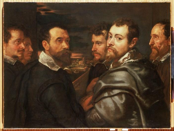 Rubens self-portrait in gezelschap_van_vrienden_Wallraf_Richartz