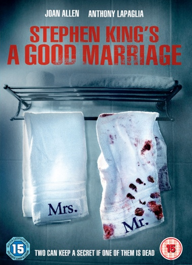 Win 'A good marriage' on DVD