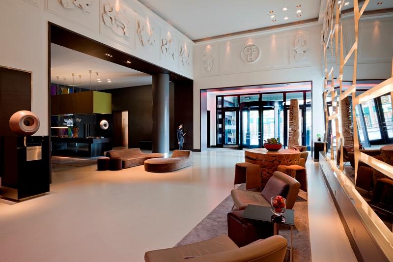 Andaz hotel Liverpool