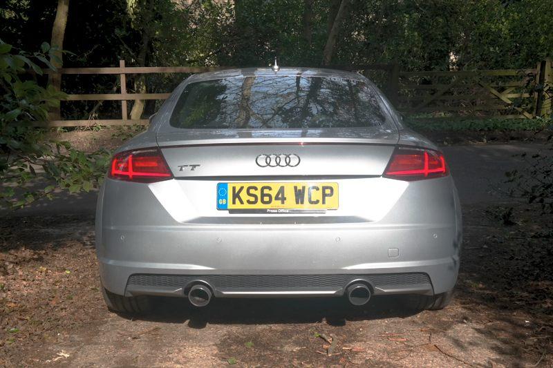 Audi TT Review