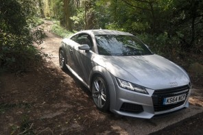 Car Review: Audi TT Coupé 2.0 TFSI (230PS) 6 speed