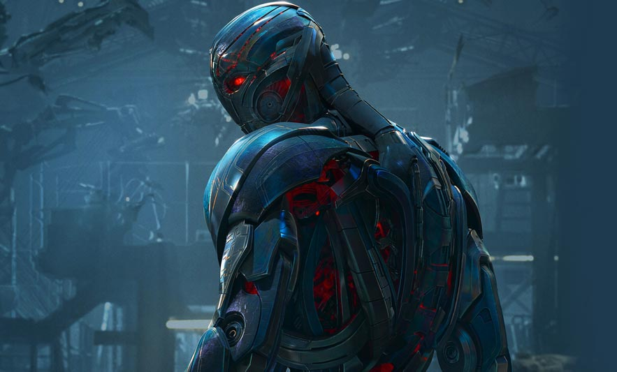 Avengers Age of Ultron Film Review UK