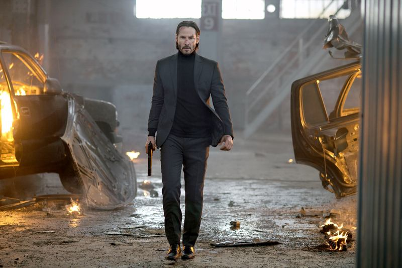 John Wick UK Film Review