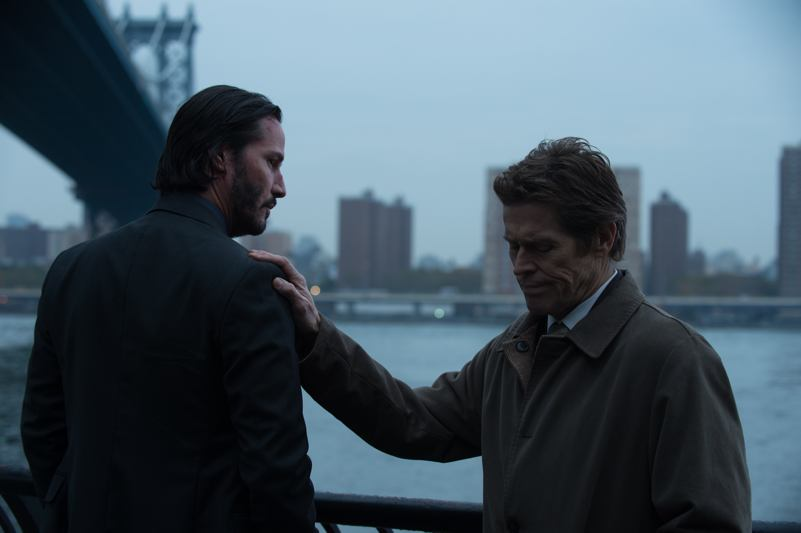 john wick film review uk