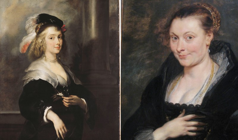 Rubens in Private: The Master Portrays his Family - Antwerp