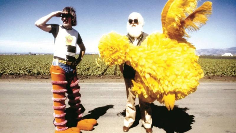 I am BIg Bird - Carroll Spinney