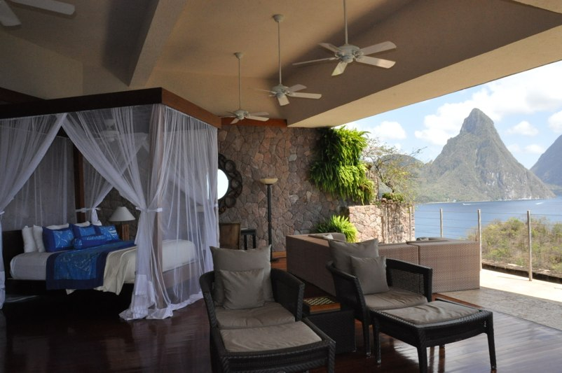 Jade Mountain , St Lucia review