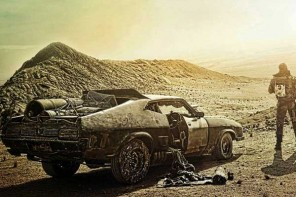 Film Review: Mad Max : Fury Road