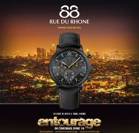 The Entourage Movie Watch by 88 Rue Du Rhone