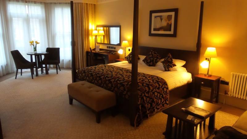 Lough Eske Castle Hotel room