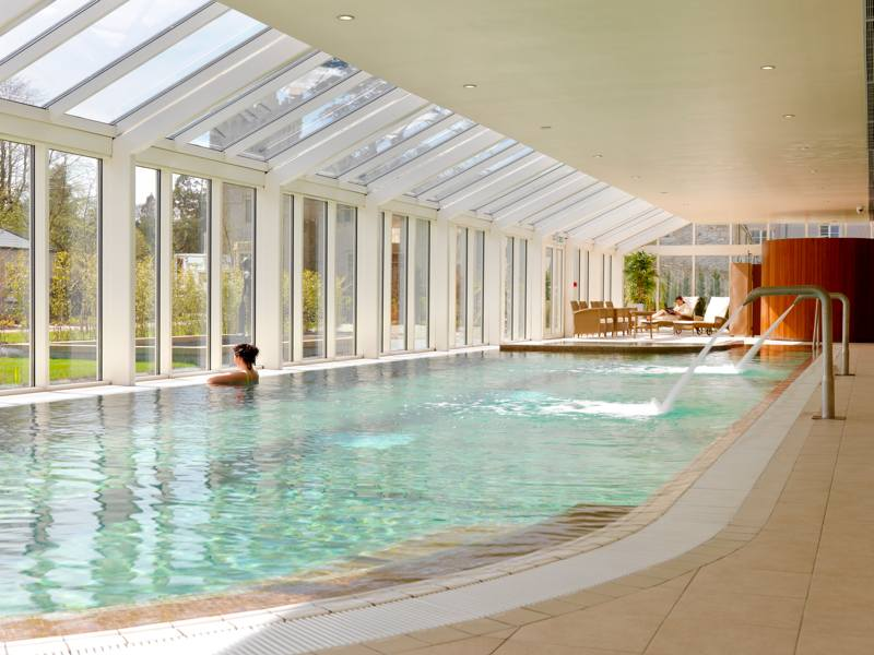Travel wild about donegal lough eske castle hotel ireland flush the fashion flush the for Hotels in donegal town with swimming pool