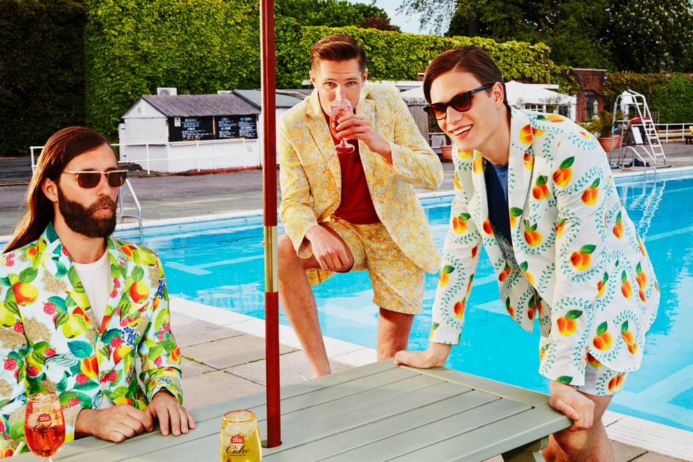 Stella Artois Cidre Fashion Poolwear