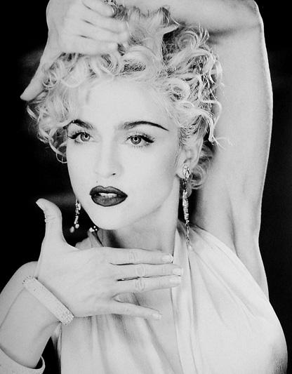 Madonna Vogue Smirnoff