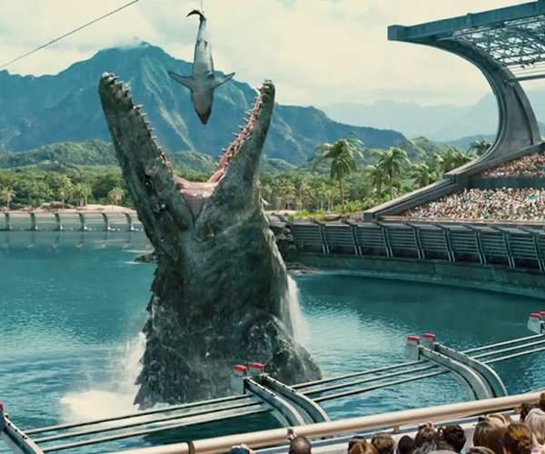 Jurassic World Film Review