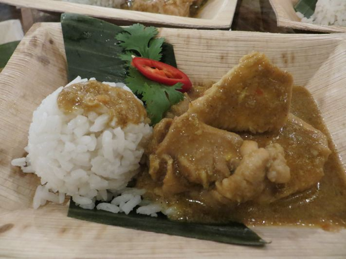 Malaysian Chicken Kapitan