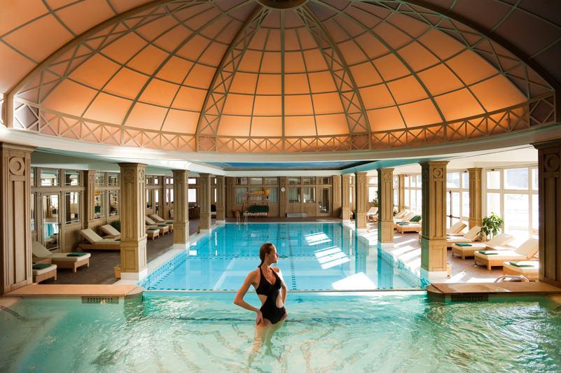 Cristallo Palace Hotel, Cortina d'Ampezzo