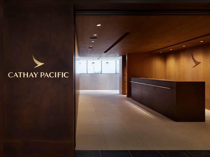 cathay pacific executive lounge tokyo