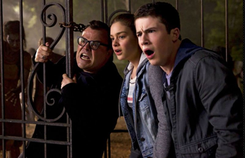 Goosebumps trailer Jack Black