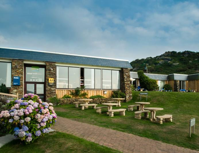 Soar Mill Cove Devon review