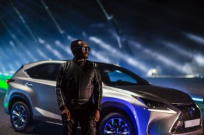 Sponsored Video: Lexus + Will.I.Am #thatPOWER