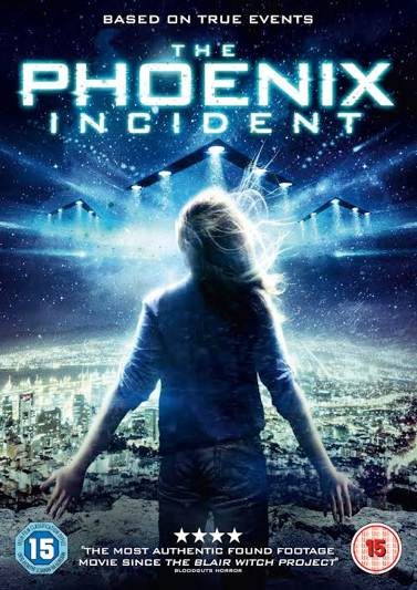 Blu-ray and DVD Sci-Fi bundle competition for The Phoenix Incident