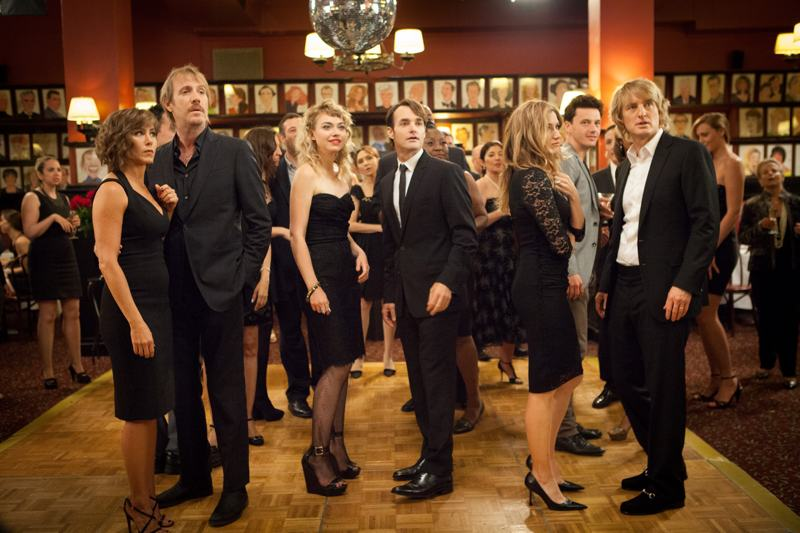 Win one of 3 copies of 'She's Funny That Way' on DVD, starring Owen Wilson