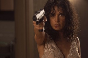 Win one of 3 copies of Salma Hayek movie 'Everly' on DVD