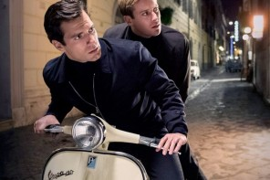 Win THE MAN FROM U.N.C.L.E Official Merchandise