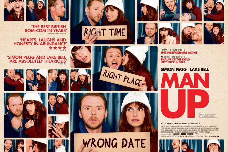 Man Up on DVD