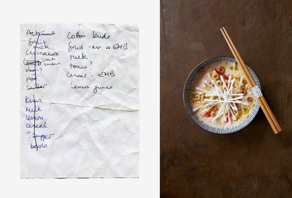 JAPANESE COTTON NOODLES Art meets Culinary Compendium