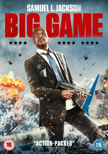 big game Samuel L Jackson movie