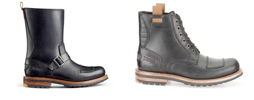 arriving big sale factory The Norton Collection by Clarks - Black Leather | Flush the ...