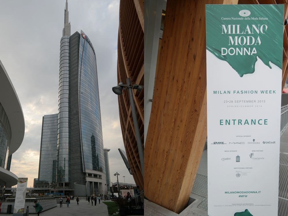Milan Fashion Week SS2015