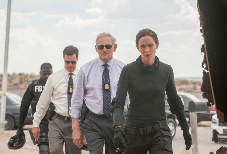 Sicario Movie Review UK 2015