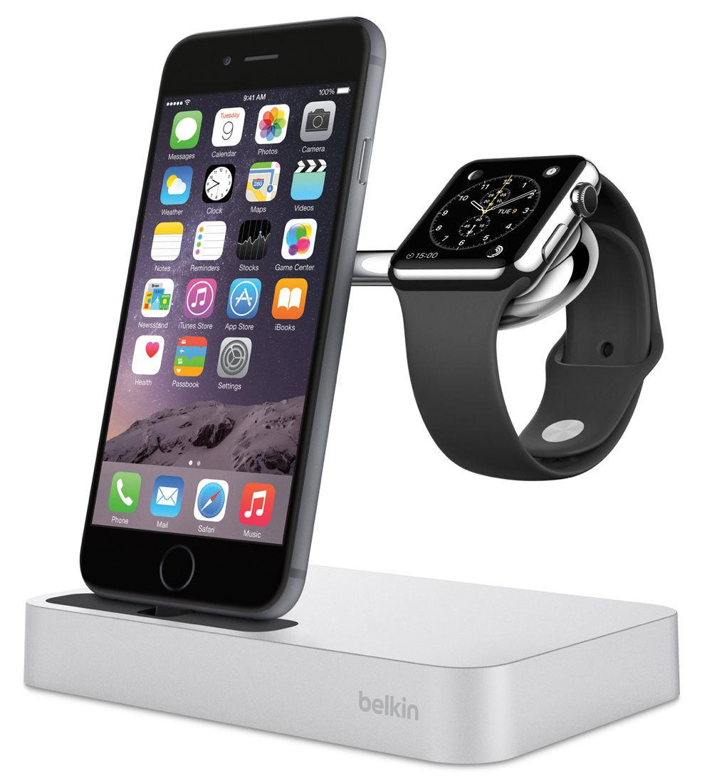 Belkin iPhone and Apple Watch Charging Dock Review