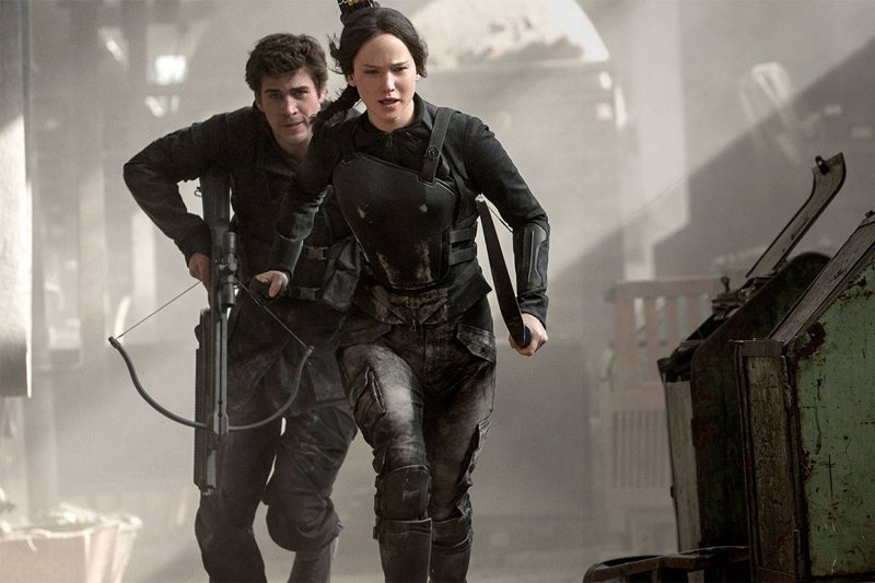 The Hunger Games: Mockingjay Part