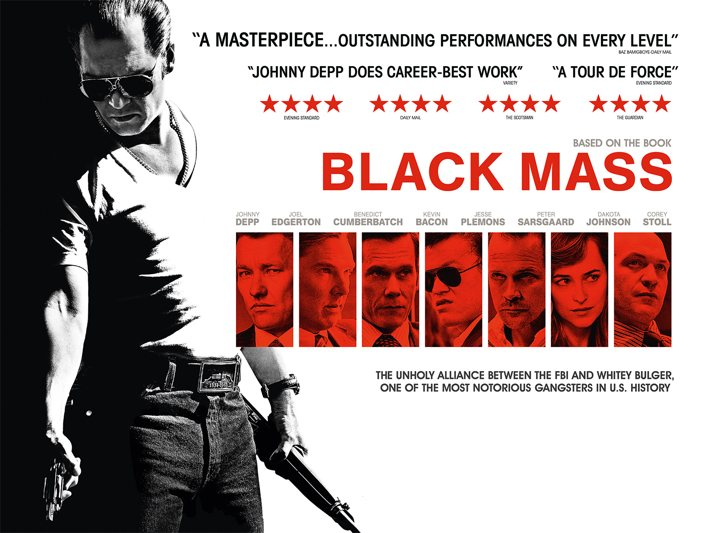 Black Mass Merchandise
