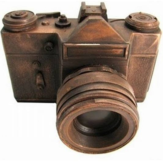 camera -  things you can make with chocolate