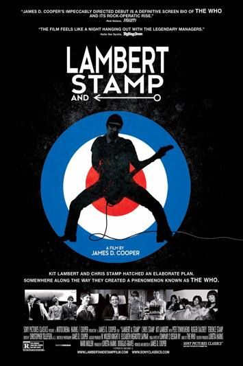 Lambert and Stamp Who Doc on DVD