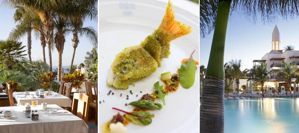 Princesa Yaiza Resort - restaurant food