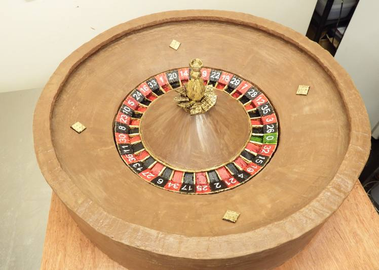 roulette things you can make with chocolate