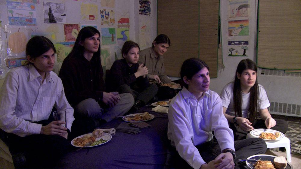 The Wolfpack Movie on DVD
