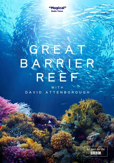 David Attenborough - Great Barrier Reef