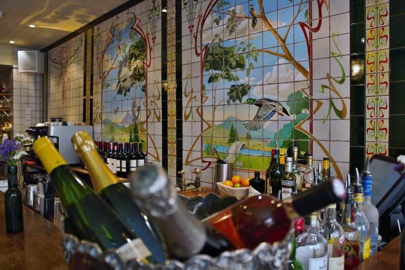 Blanchette Soho French Restaurant